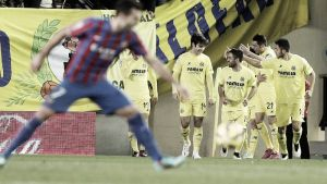 Gerardo Moreno sends Villarreal to the semi-finals