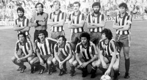 La vista atrás: final Copa del Rey 1981
