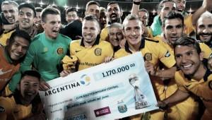 Central ya conoce su rival en la Copa Argentina