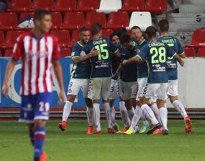 Sporting de Gijón - Real Valladolid: partido que puede valer un liderato