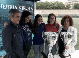 La IV Copa Euskal Herria, presentada