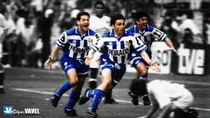 La Copa del 95, veintiún años del primer título blanquiazul