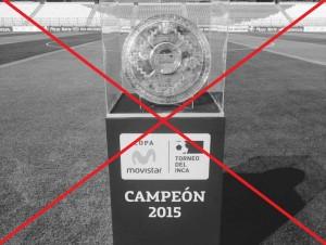 ADFP declaró que el Torneo del Inca ya no se jugará más