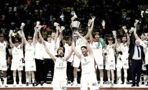 El Real Madrid se proclama campeón de la Turkish Airlines EuroLeague 2017-18