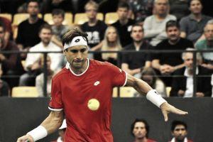 Ferrer, muy regular, da el segundo punto al equipo español