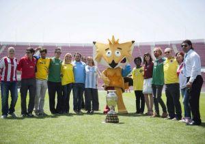 """Marcelo Salas: """"Chile podrá disfrutar del juego de futbolistas de nivel mundial"""""""