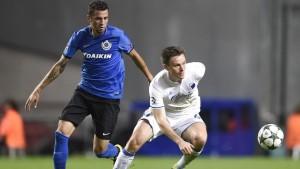 Champions League: beffa massima per il Copenaghen, che vince ma non si qualifica