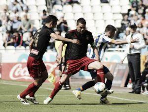 David Córcoles, nuevo jugador blanco