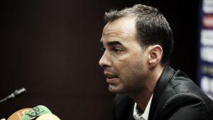 """Jorge Cordero: """"Tenemos plantilla suficiente para estar en dos competiciones"""""""