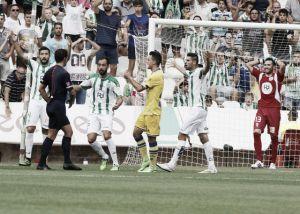 Córdoba CF - AD Alcorcón: puntuaciones Córdoba CF, jornada 3 Liga Adelante