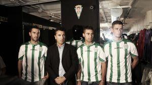 Iñigo López, Fausto Rossi y Aleksandar Pantic, presentados con la elástica blanquiverde