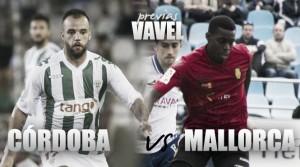 Córdoba CF - RCD Mallorca: duelo de necesitados en el Nuevo Arcángel