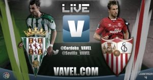Córdoba vs Sevilla en vivo y en directo online