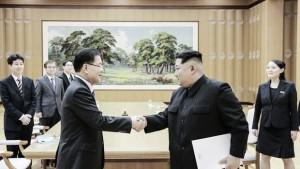 Corea del Norte: de los JJOO al desarme nuclear