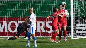 Mundial Femenino Sub-20: grupo A