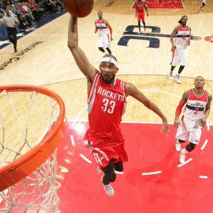 I Rockets risolvono la pratica nella Capitale