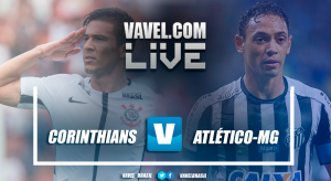 Resultado Corinthians x Atlético-MG pelo Campeonato Brasileiro 2018 (1-1)