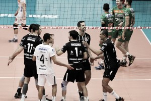 Corinthians derrota Canoas fora de casa e sobe para quinto na Superliga