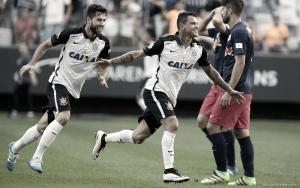 Já classificado para as quartas do Paulistão, Corinthians recebe Red Bull Brasil na Arena