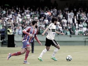 Jorginho vê empate justo diante do Coritiba