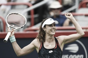 WTA Rogers Cup: Alize Cornet stuns Angelique Kerber in straight sets