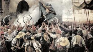 La rebelión catalana de 1640: el Corpus de Sangre