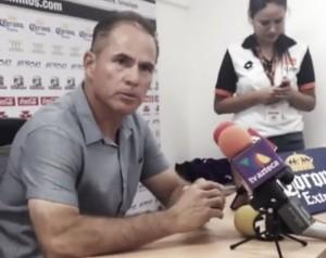 """Gastón Obledo: """"Los jugadores ya merecían una victoria"""""""