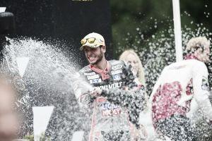 Sandro Cortese vuelve al podio dos años después