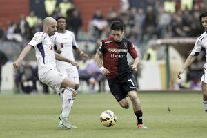 Risultato Fiorentina - Cagliari in Serie A 1-3