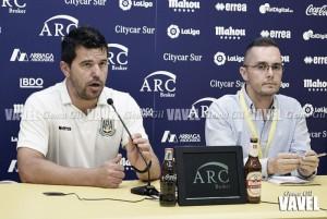 """Contra: """"El Real Valladolid es un rival muy complicado"""""""