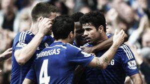 Chelsea look to stay unbeaten in a midweek London Derby against Tottenham