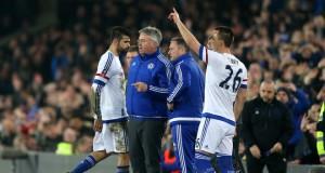 Antonio Conte quiere que Terry siga en el Chelsea