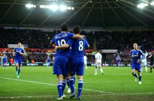 """5 for 5: Five talking points from Chelsea's """"perfect"""" performance at Swansea"""
