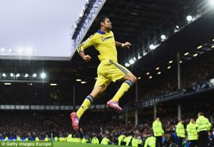 Costa: Happy with start to Chelsea life
