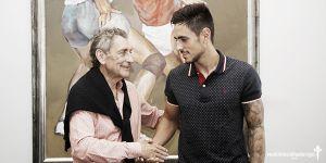 David Costas renueva hasta 2019 y se va cedido al Mallorca