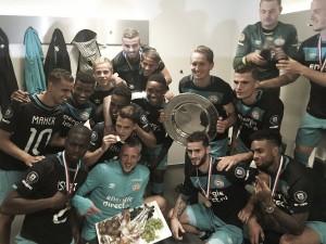 LLegó al Undécima del PSV