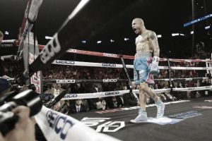Miguel Cotto KO's Daniel Geale in the Fourth; then all but confirms Canelo fight