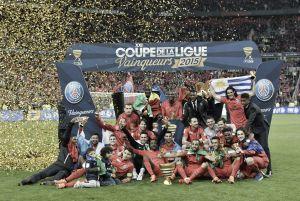 Bastia 0-4 PSG: Ibrahimovic and Cavani crush the Corsicans to win Coupe de la Ligue