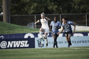North Carolina Courage clinch playoff spot with 4-0 win over Sky Blue FC