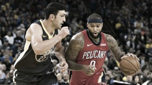 How DeMarcus Cousins fits with the Golden State Warriors