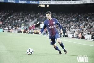 """Coutinho:""""El Barça juega muy distinto al resto de equipos"""""""