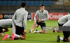 Philippe Coutinho and Dejan Lovren unlikely to be involved for Liverpool against Maribor