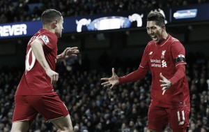 Manchester City 1-4 Liverpool: Brazilian duo shine in dazzling performance from Klopp's Reds