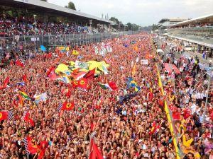 La Ferrari sogna e piange a Monza