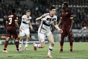 Bayern - Roma: riscattarsi per non precipitare