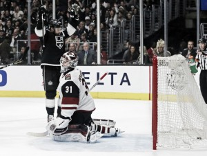 Arizona Coyotes get humiliated by Los Angeles Kings