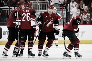 Arizona Coyotes' new faces could lift team to playoffs