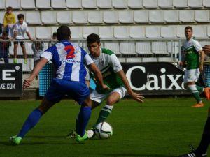 El Izarra sorprende al Racing de Ferrol