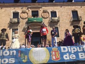 Vuelta a Burgos 2016, 4° tappa: vince Haas, Meersman nuovo leader