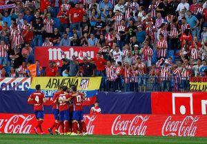 El Atlético de Madrid sumó 13,1 millones de euros de beneficio en la temporada 2014-2015